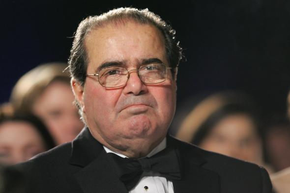 The death of Supreme Court justice Antonin Scalia puts Senate Republicans in a real tough position where three out of four possible outcomes, they lose.