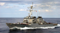 The Wall Street Journal reported that the White House asked the Untied States Navy to hide or obscure the U.S.S. John McCain destroyer from sight during President Trump's state trip […]